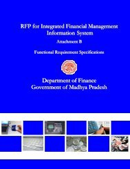 RFP for Integrated Financial Management ... - Mptreasury.org