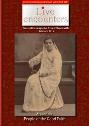 Live Encounters Magazine February 2015d