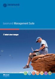 baramundi Management Suite - netlogix IT-Services