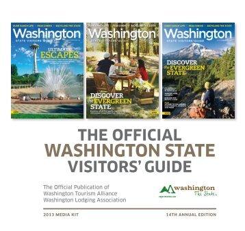 the official Washington state Visitors' guide - Sagacity Media Inc.
