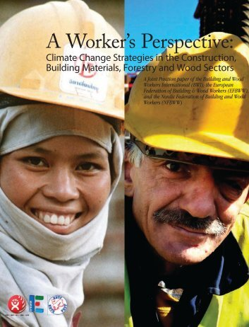 A Worker's Perspective: Climate Change Strategies in the ... - bwint.org