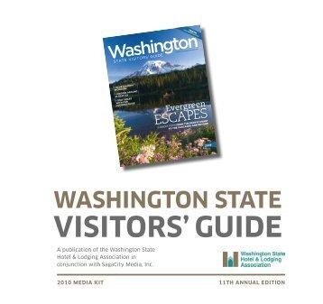 Washington state Visitors' guide - Sagacity Media Inc.