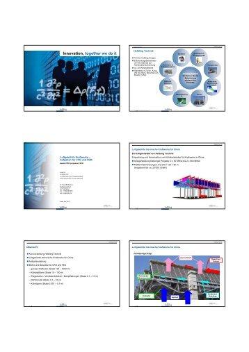 VPESymposium2010 Barthelmes - IPEK - HSR Hochschule für ...