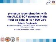 ϕ-meson reconstruction with the ALICE-TOF detector in the first pp ...