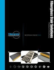 Stair Solutions Brochure - Fibergrate Composite Structures Inc.
