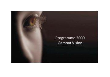 Programma 2009 Gamma Vision - Clima Comfort S.r.l.