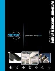Dynaform Structural Shapes Brochure - Fibergrate Composite ...