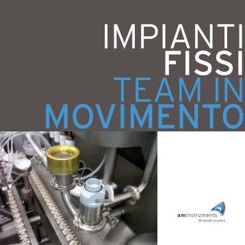 scarica la brochure - WARP - AM Instruments