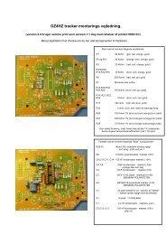 Monterings vejledning for version 2