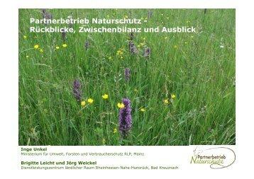 Integration von Querschnittsthemen - Ministerium für Umwelt ...