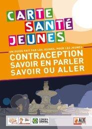 Carte santé jeunes - Aix-en-Provence