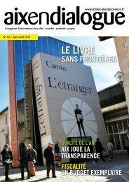 LE LIVDE - Aix-en-Provence