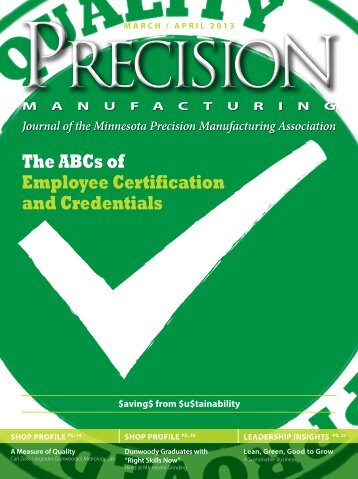 The ABCs of Employee Certification and Credentials - Minnesota ...