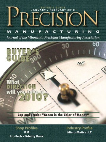 Buyer's Guide Buyer's Guide - Minnesota Precision Manufacturing ...
