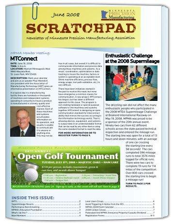 Scratchpad - Minnesota Precision Manufacturing Association