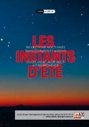 Instants d'Eté - Aix-en-Provence