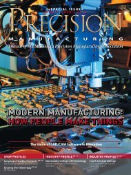 how people make things - Minnesota Precision Manufacturing ...