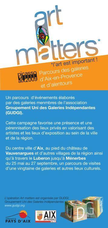 mois à aix.indd - Aix-en-Provence