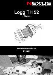 Logg TH 52 - Nexus Marine
