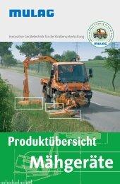 FME 600 - MULAG Fahrzeugwerk, Heinz Wössner GmbH u. Co. KG