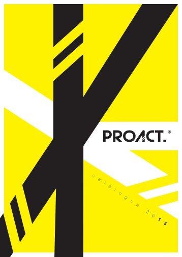 Каталог Proact 2015