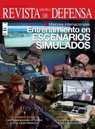 ESCENARIOS SIMULADOS - Ministerio de Defensa