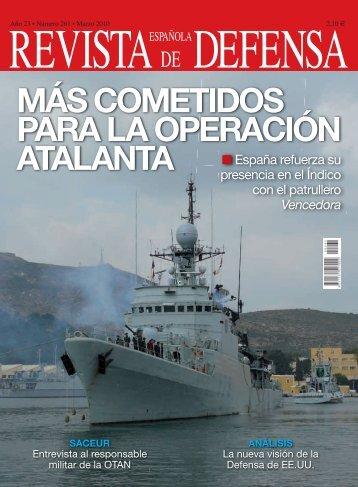 MÁS COMETIDOS PARA LA OPERACIÓN - Ministerio de Defensa