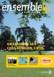 GRADIGNAN AUX COULEURS DE L'ÉTÉ