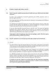 trois volets - Société d'habitation du Québec - Gouvernement du ...