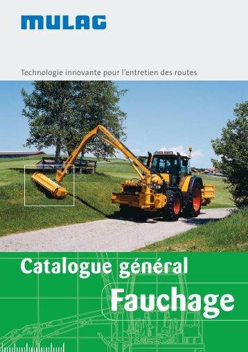 Catalogue général - MULAG Fahrzeugwerk, Heinz Wössner GmbH ...