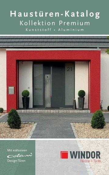 Premium Katalog S. 1 - WINDOR Fensterwerk GmbH
