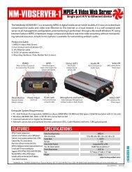Video Switcher - NetMedia