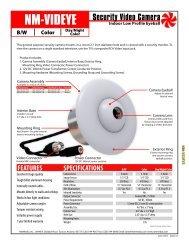 Security Video Camera - NetMedia