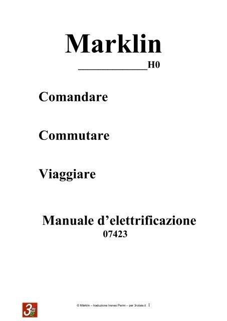 MARKLIN 72090 piastra di derivazione.
