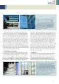 Fassadenbau profitiert von Verbund-Sicherheits- glas mit - DuPont - Seite 3