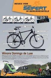 Winora Domingo de Luxe - Zweirad Seifert