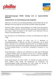 ZIELPUNKT WARENHANDEL GmbH & Co KG