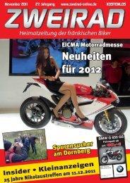 ZWEIRAD 2011-11.pdf (7,96 MB) - ZWEIRAD-online