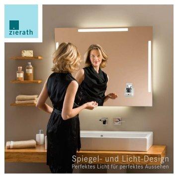 Spiegel- und Licht-Design - Zierath