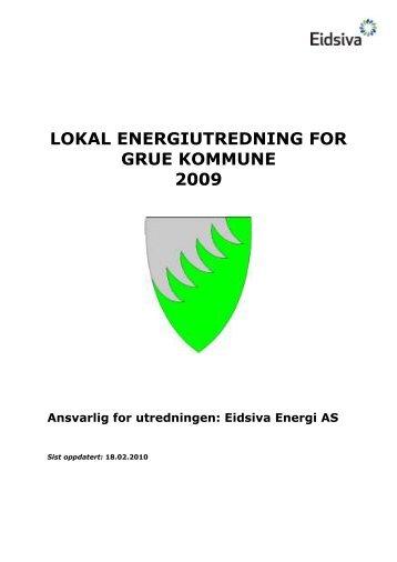LEU Grue kommune 2005 - Eidsiva Nett AS