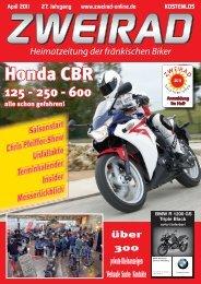 Honda CBR - ZWEIRAD-online