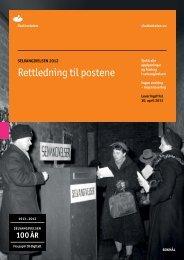 Rettledning til postene (PDF) - Skatteetaten