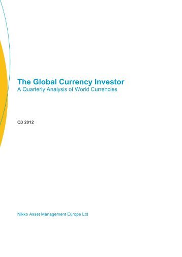Currency investor