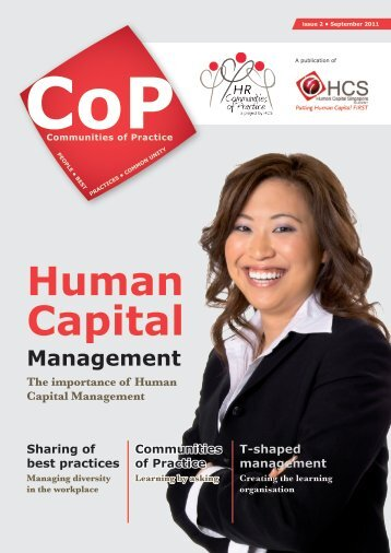 Capital - Human Capital Singapore