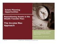 Income Max PPT Presentation - Concept Navigator