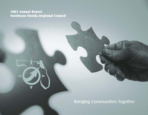 2003 Annual Report - Northeast Florida Regional Council