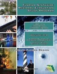 Regional Behavioral Survey Report - Northeast Florida Regional ...