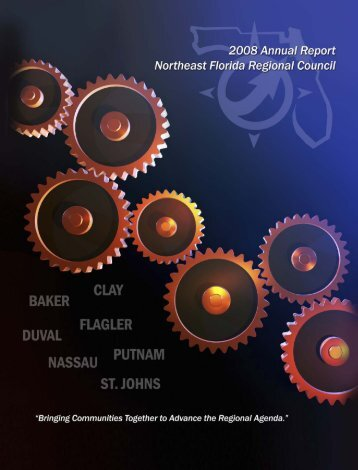 2008 Annual Report - Northeast Florida Regional Council