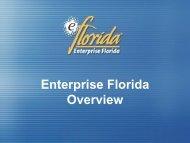 Enterprise Florida Overview