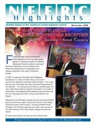 November - 2008 - Northeast Florida Regional Planning Council